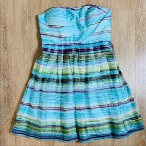 🎉5 for $25🎉 Donna Morgan Striped Dress